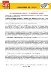 communique de presse finances publiques lfin2017