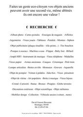 carte visite pdf