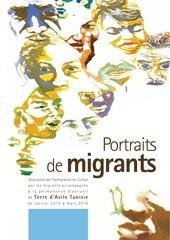 portraits de migrants