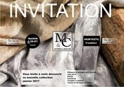 invitation janvier 2017