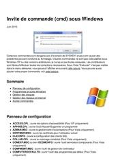 Fichier PDF invite de commande cmd sous windows 13047 nqpop1