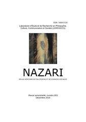 revue nazari numero 003 decembre 2016