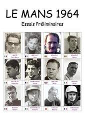 portraits 1964 ep