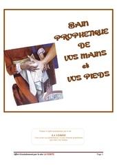 Fichier PDF bain prophetique de vos pieds et mains