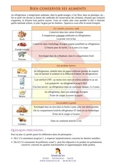 conservation aliments 4