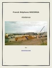 Fichier PDF residence ndzomga