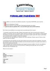 adhesion 2017