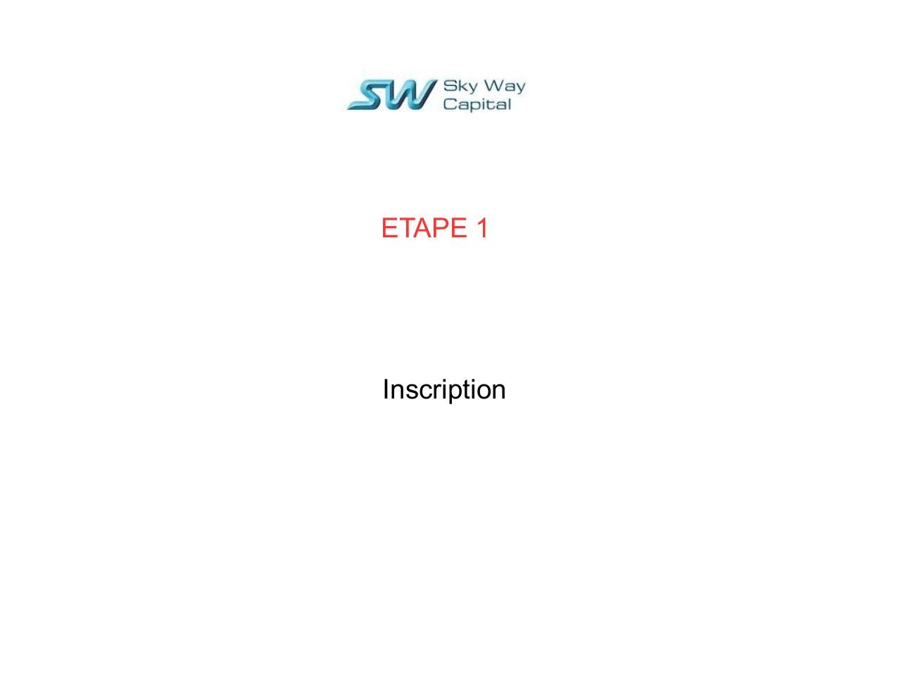 Validation inscription skyway.pdf - page 1/12