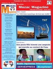 newsletter muzacmagazine janvier 2017