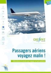 Fichier PDF passagers aeriens voyagez malin