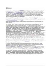Fichier PDF temperammment