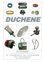 catalogue duchene 2012