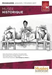 musee historique janvier fevrier 2017