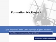 Fichier PDF formation ms project