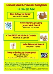 programme mercredis janvier fevrier 2017