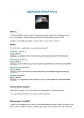 Fichier PDF col hydra apais application