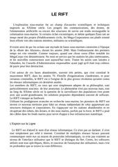 Fichier PDF le rift printable