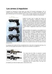 Fichier PDF les armes a impulsion printable