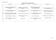 menu de la cantine du 09 janv au 15 janv
