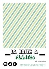 Fichier PDF la boite a plantes