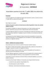 Fichier PDF reglement interieur version oficielle