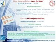 affiche challenge national et open dijon