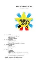 guide de preparation fessul 2017