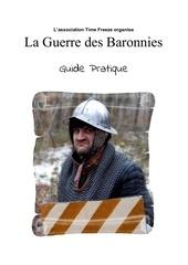 guide guerre des baronnies