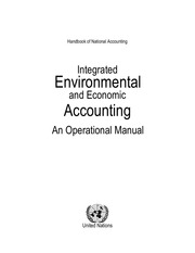 handbook environmental accounting