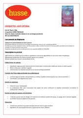 Fichier PDF light optimal