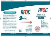 Fichier PDF litige de la consommation recours