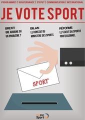 magazine je vote sport