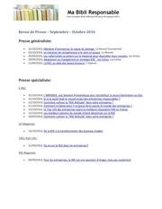 Fichier PDF revue de presse sept oct 2016
