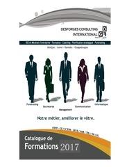 catalogue dfg ivoire 2017