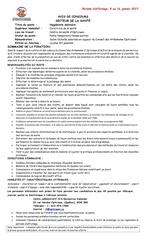 Fichier PDF concours hygieniste dentaire