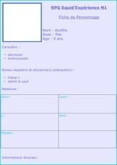 Fichier PDF fiche rpg equid aurelie