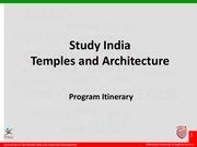 study india itinerary