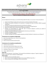 6 doc offre stagiaire gestionnaire base donnees v0 3 1