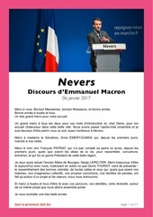 discours emmanuel macron nevers 06 01 2017 vdef