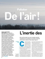 politis dossier pollution