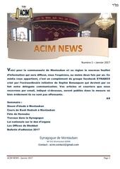 170113 acim news janvier 2017