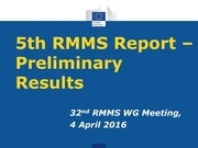 Fichier PDF 5th rmms report preliminary results