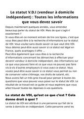 Fichier PDF statut vdi