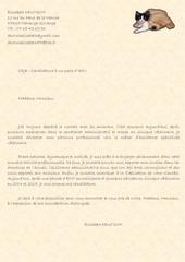lettre motivation asv 2017