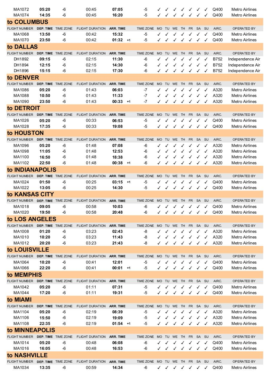 Aperçu du document Timetable.pdf - page 2/5