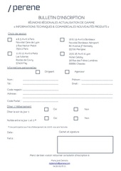 bulletin d inscription reunions regionales avril 2017