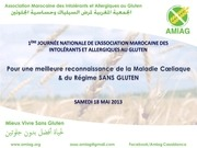 la maladie coeliaque par l association marocaine amiag