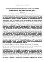 monast serge les protocoles de toronto 1967 et 1985