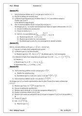 serie ln bac math sc