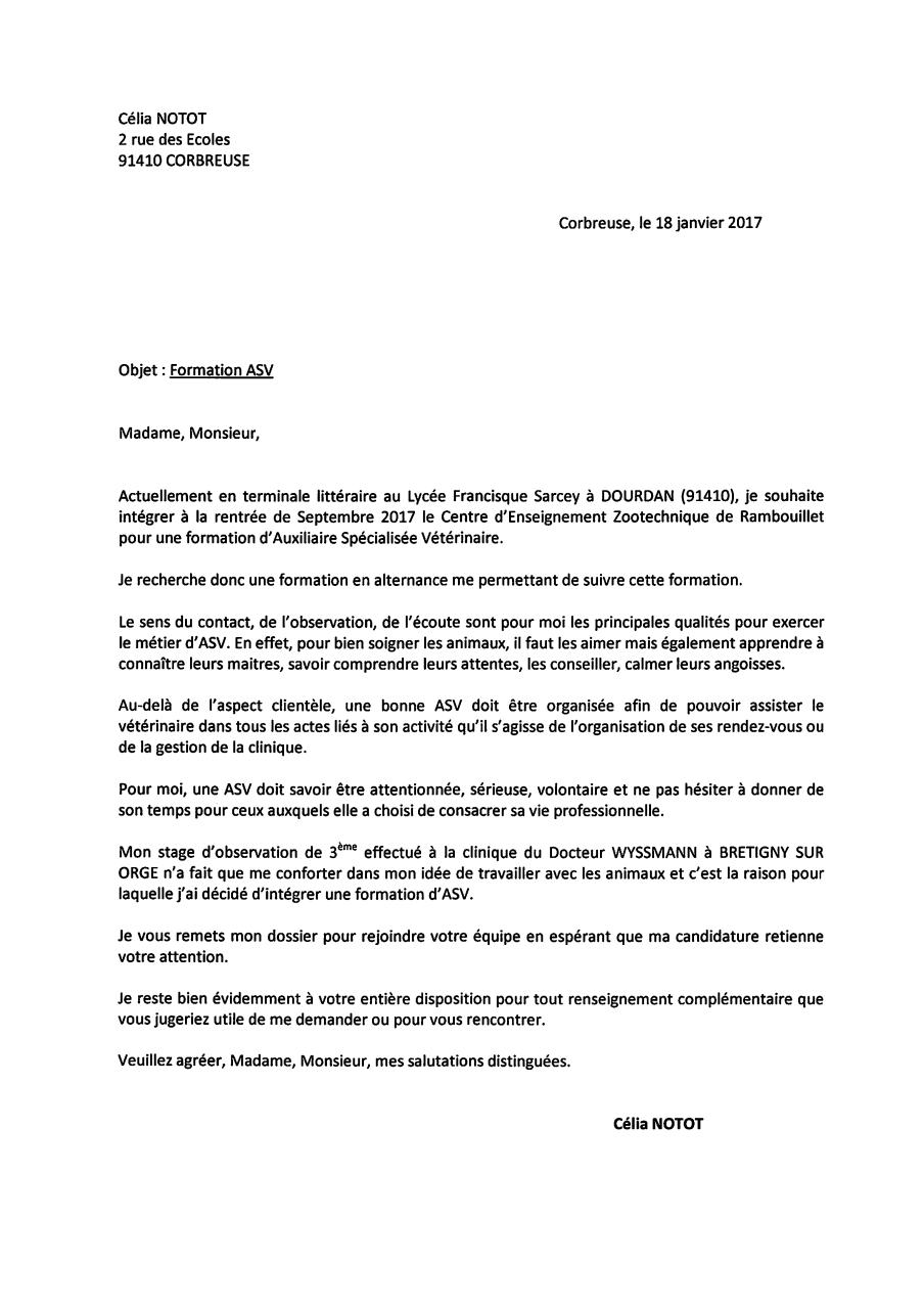cv et lettre de motivation  cv et lettre de motivation pdf